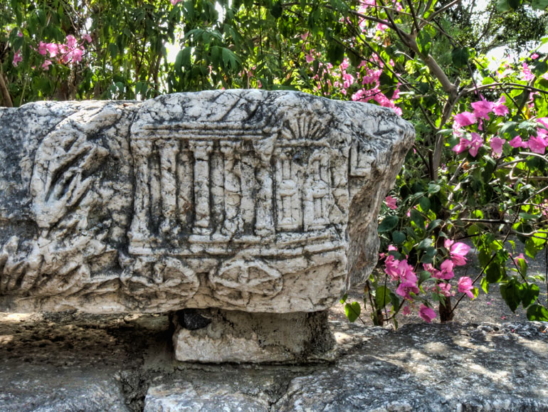 CapernaumTempleRuin