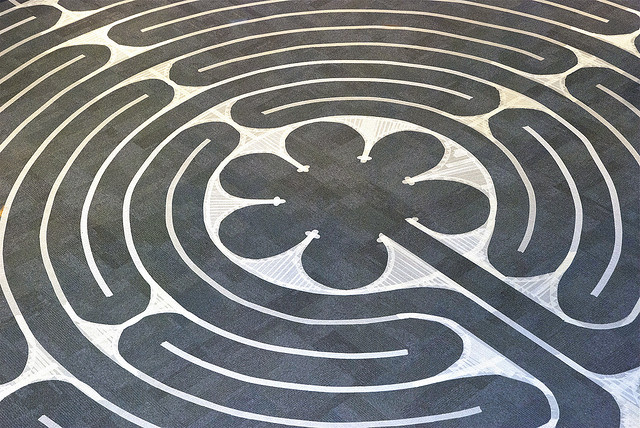 Labyrinth - Creative Commons